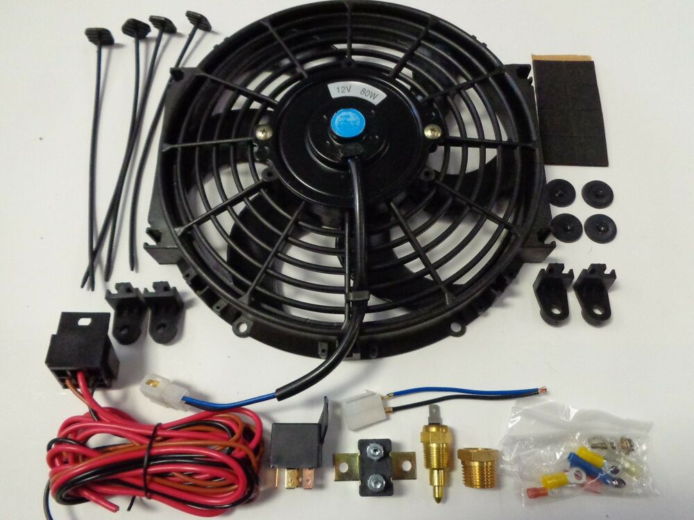 Wiring Electric Fan With Relay