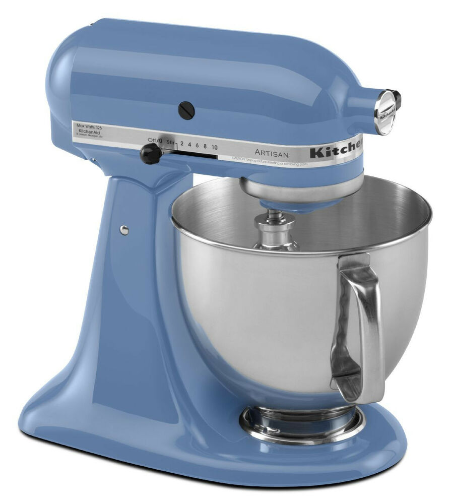 kitchen aid 5 qt mixer remodeling projects kitchenaid stand tilt 5-quart rrk150co artisan 10-sp ...