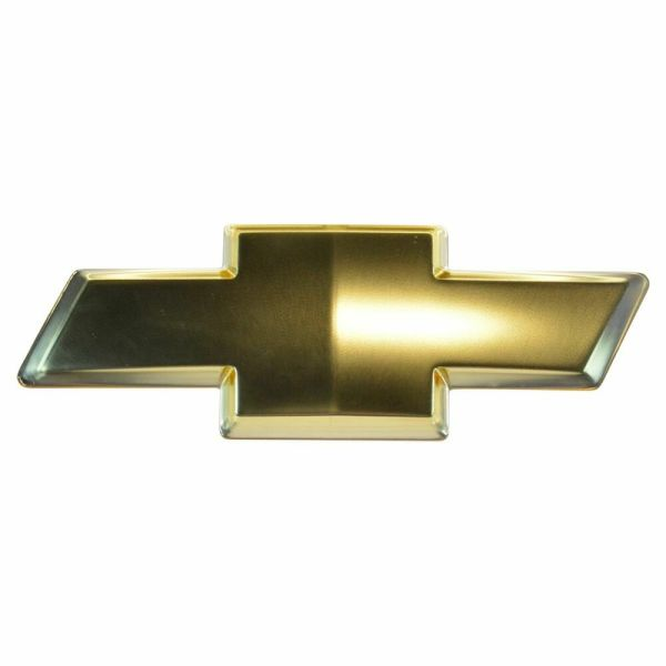 OEM 10357171 Bowtie Emblem Front Grille Gold for Chevy