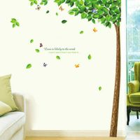 Home Decor Bedroom Removable Wall Stickers Tree Branch