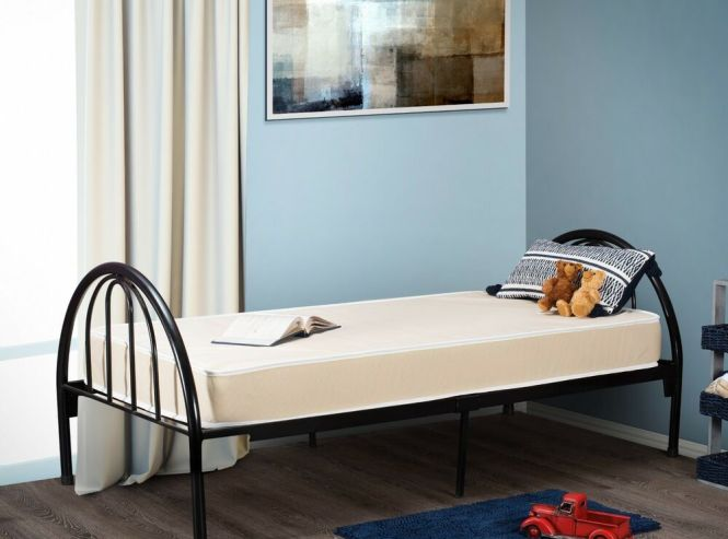 30 X74 Fabric Mattress With Foam For Rv Cot Folding Guest