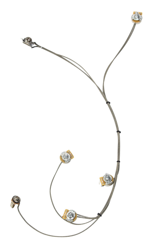 920D Custom Shop Pre-Wired Wiring Harness for Epiphone