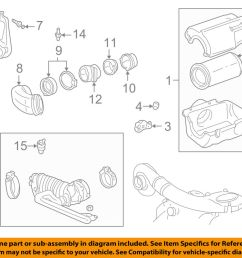 details about gm oem air cleaner intake air cleaner clip 25043286 [ 1000 x 798 Pixel ]