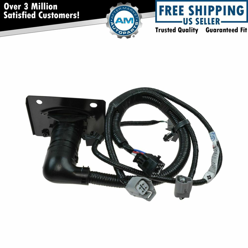 toyota tacoma trailer wiring adapter