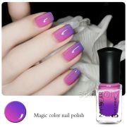 6ml thermal color changing nail
