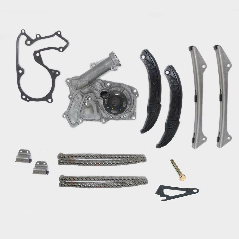 New OEM Engine Timing Chain Kit w/Water Pump for Hyundai