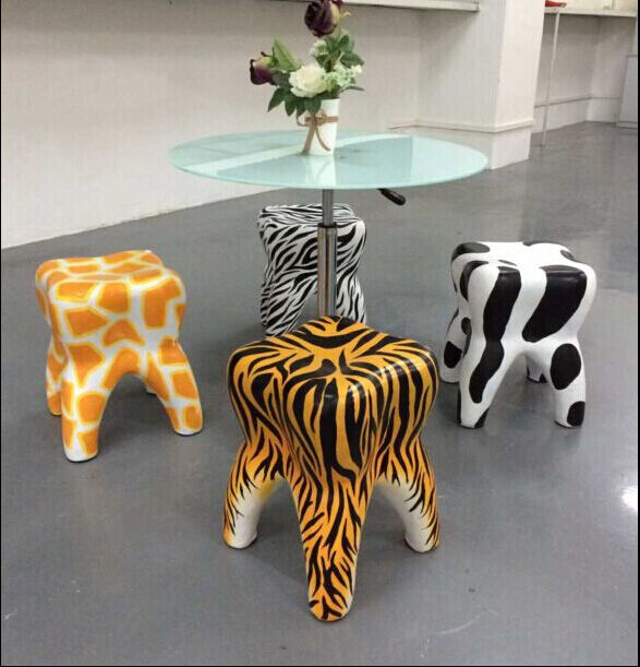 computer chair accessories orange patio cushions 1 pcs dental tooth shape for decoration with animals cartoon new arrival | ebay