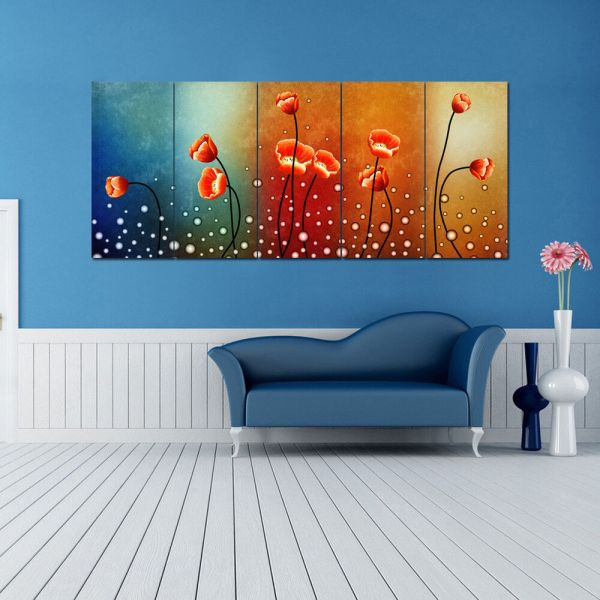 Painting Large Canvas Wall Art
