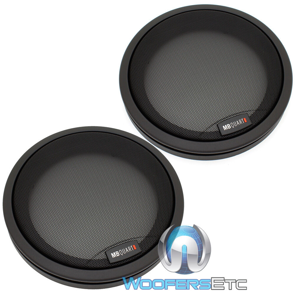 medium resolution of details about mb quart 6 5 protective grills for component coaxial speakers germany made new