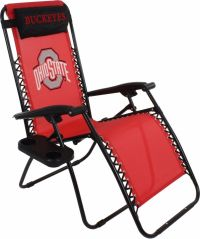 Ohio State Buckeyes Zero Gravity Chair | eBay