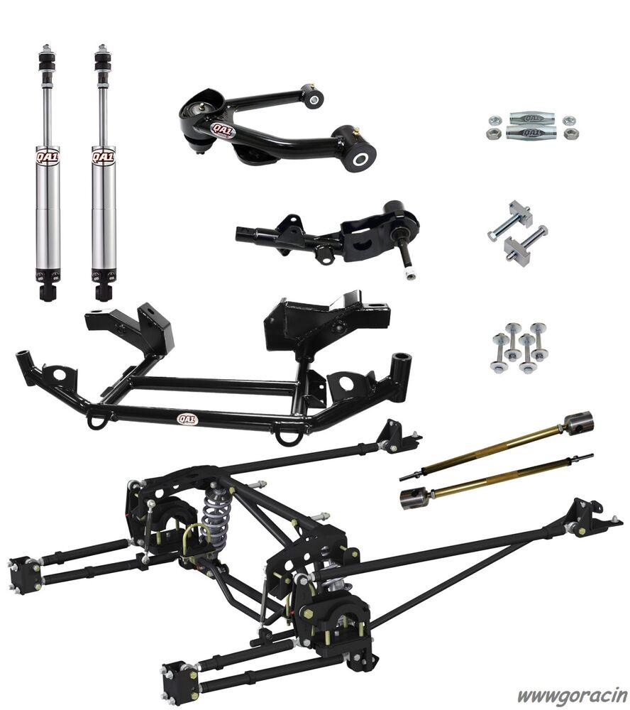 QA1 Drag Racing Level 2 Suspension Kit Fits 1967 1972