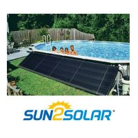 4'x20' Above Ground & In-Ground Pool Solar Heating Panels ...