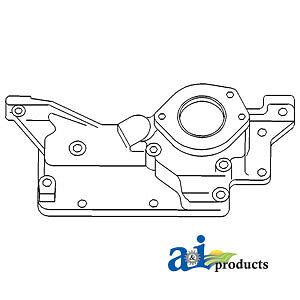 A-739379M3 Massey Ferguson Parts THERMOSTAT BODY 6500, 11