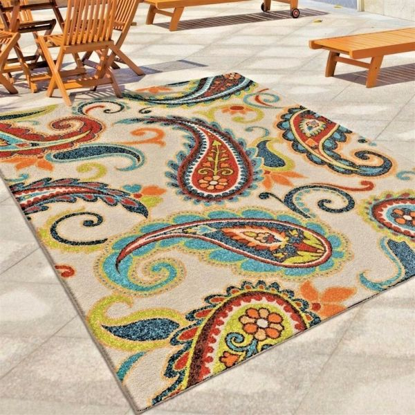 outdoor patio rug RUGS AREA RUGS OUTDOOR RUGS 8x10 INDOOR OUTDOOR RUGS CARPET WHITE PATIO RUGS NEW | eBay
