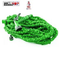 EXPANDABLE FLEXIBLE GARDEN HOSE PIPE 3x EXPANDING WITH ...