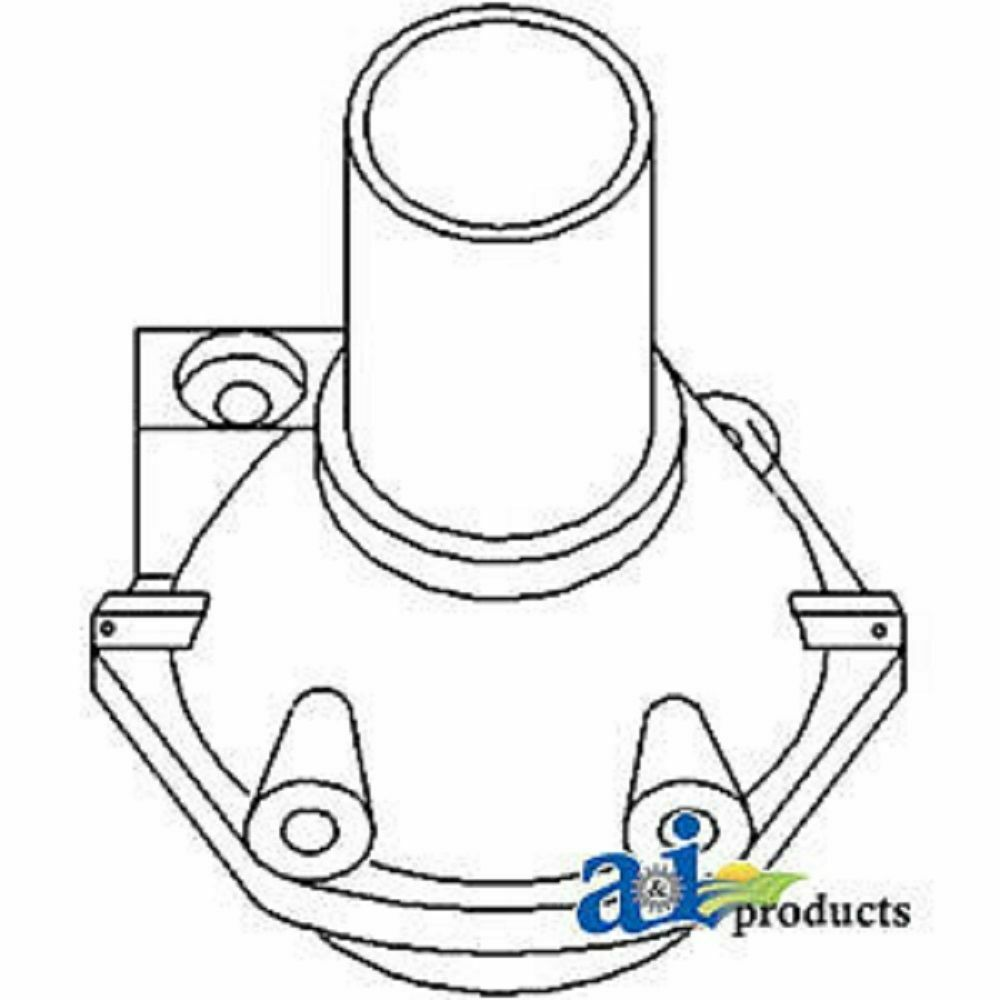 A-1860889M1 Massey Ferguson Parts RETAINER ASSY , 135, 150