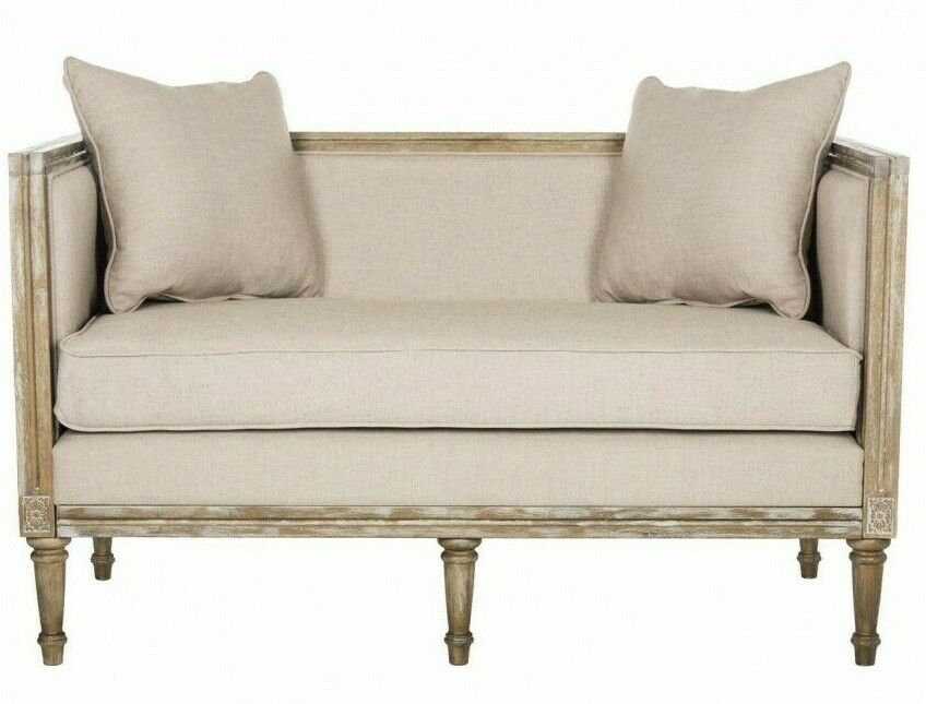 Modern Chesterfield Settee Sofa Banquette Bench Tufted