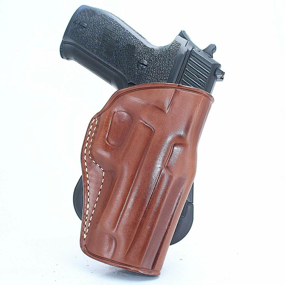 hight resolution of leather paddle holster sig p226 220 227 228 229 230 232 320 250 2022 2340 r h ebay
