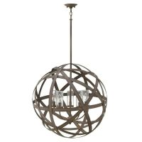 Hinkley Lighting Carson 5 Light Outdoor Chandelier ...
