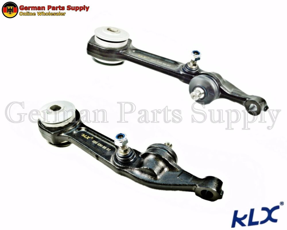 Mercedes Benz W220 S430 S500 Front Right + Left Lower
