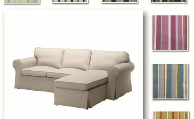 Custom Made Cover Fits Ikea Ektorp Loveseat With Chaise