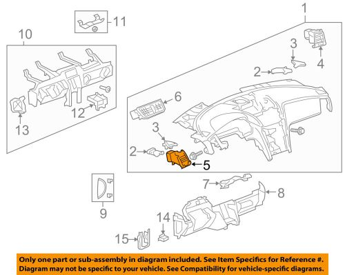 small resolution of details about chevrolet gm oem dash air vent ac a c heater duct outlet louvre left 22812163