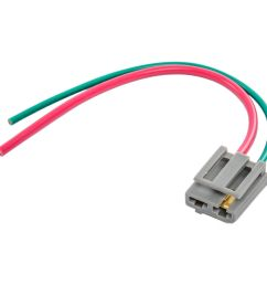 1 piece hei distributor wire harness pigtail dual 12v power u0026 tachdetails about 1 piece [ 1000 x 1000 Pixel ]
