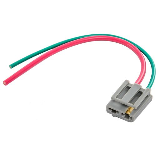 small resolution of 1 piece hei distributor wire harness pigtail dual 12v power u0026 tachdetails about 1 piece