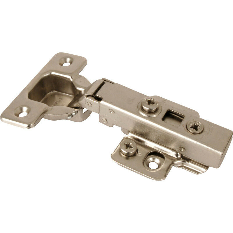 Pack of 50 Pcs Full Overlay Soft Close Hydraulic Kitchen Cabinet Hinge  eBay