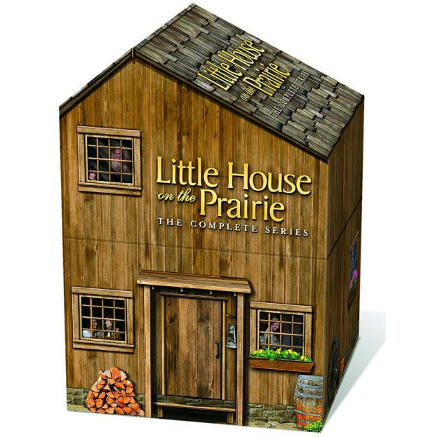 Little House Prairie Complete Tv Series Dvd 48 Disc Box Set 31398227939