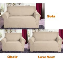 Stretch Slipcovers For Sofas Klaussner Cliffside Sofa Reviews New Slipcover Cover With Loveseat Chair ...