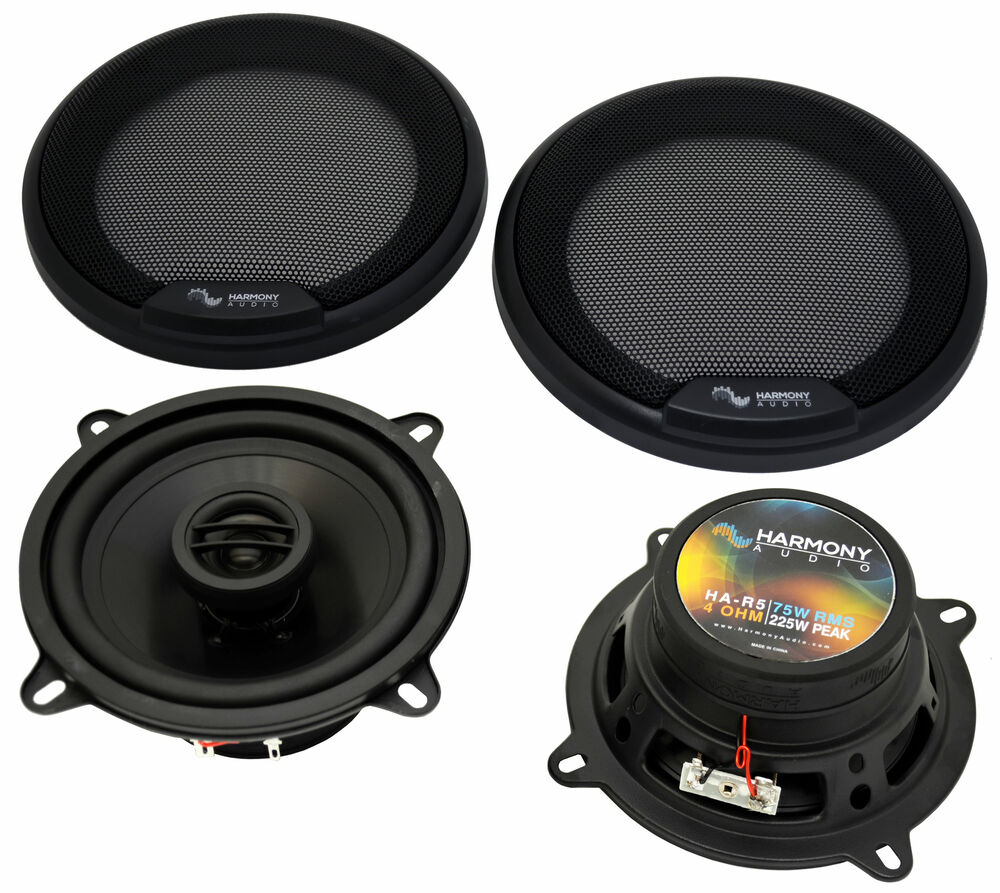 hight resolution of details about fits geo prizm 1993 1997 front door replacement speaker harmony ha r5 speakers