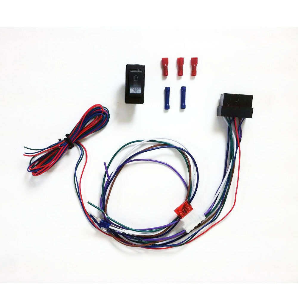 hight resolution of details about wiring switch relay kit for linear actuators
