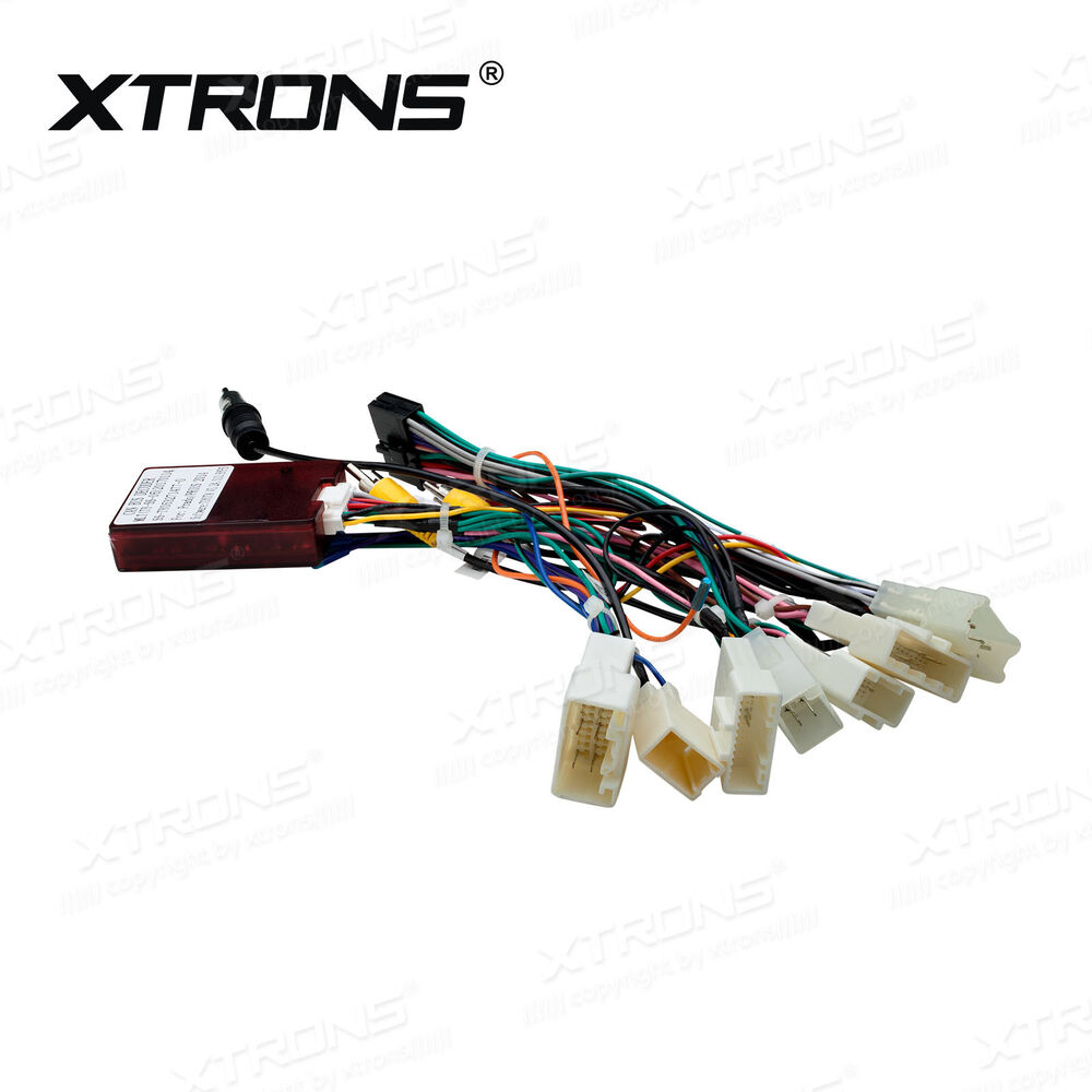 medium resolution of car stereo radio iso wiring harness connector adaptor cable jbl for tundra jbl wiring harness details
