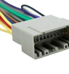 chrysler pacifica 2004 2008 towing wiring harness chrysler pacifica 2004 2008 factory stereo to [ 1000 x 1000 Pixel ]