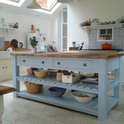 Freestanding Kitchen Island Touch Faucets Handmade 4 Drawer Unit Details About Furniture