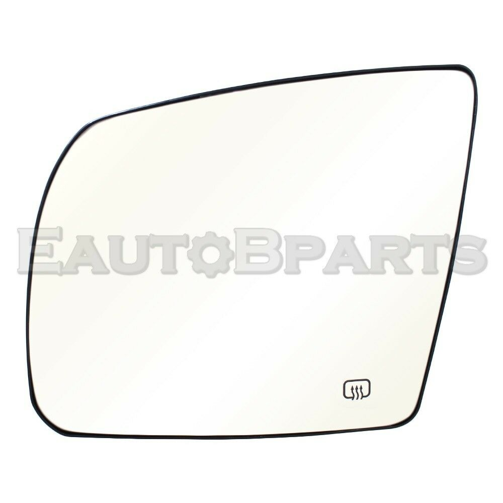 Front,Left Driver Side DOOR MIRROR PLATE For Toyota Tundra