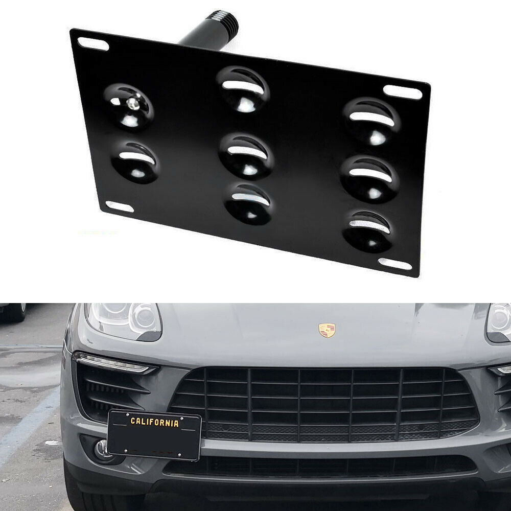 hight resolution of bumper tow hook license plate bracket mount holder for porsche macan audi q5 trailer hitch besides 2011 audi q5 wiring harness connector l4