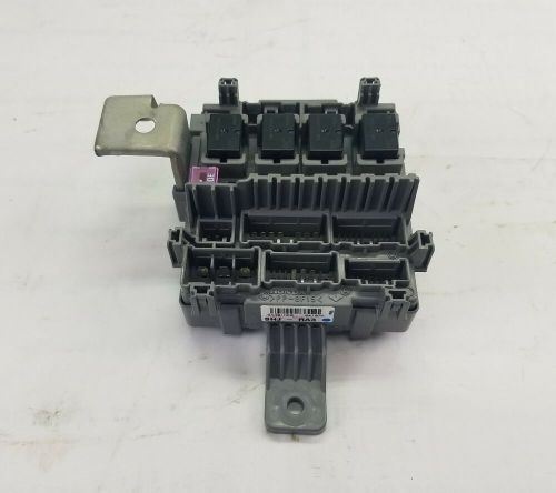 small resolution of details about 2005 2006 2007 honda odyssey passenger side interior fuse box