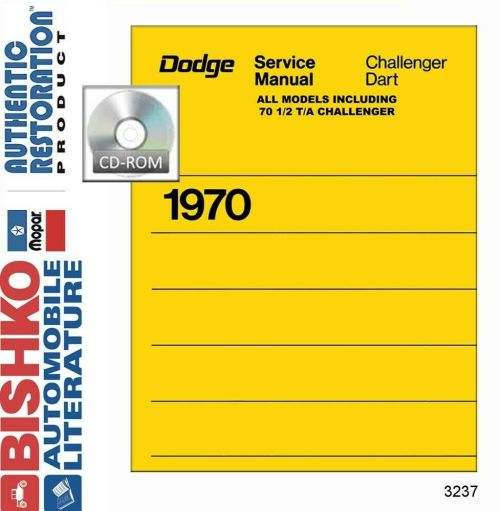 small resolution of details about 1970 dodge challenger dart shop service repair manual cd engine drivetrain oem