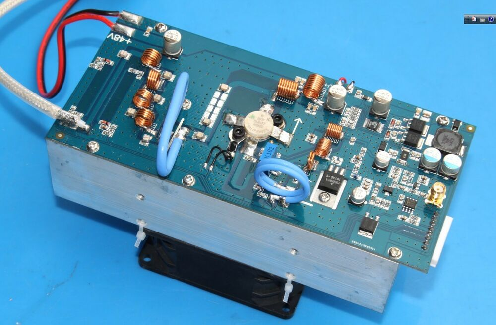 250mw Rf Power Amplifier