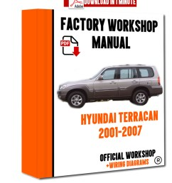 official workshop manual service repair hyundai terracan 2001 2007 hyundai terracan wiring diagram [ 800 x 1000 Pixel ]