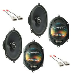 details about fits ford ranger 1994 1997 factory speakers replacement harmony 2 c68 package [ 1000 x 1000 Pixel ]