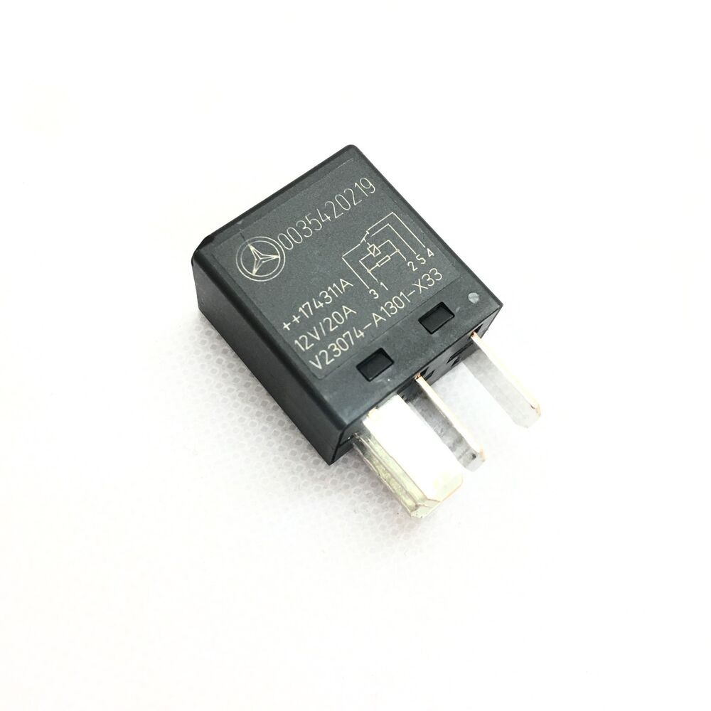 hight resolution of details about new genuine mercedes benz sprinter cdi fuse box indicator horn relay a0035420219