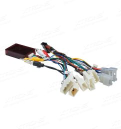 details about xtrons iso wiring harness canbus box for xtrons toyota unit fit for toyota [ 1000 x 1000 Pixel ]