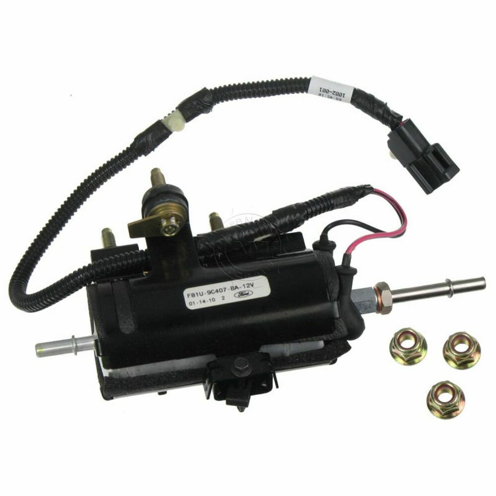hight resolution of details about motorcraft pf1 fuel gas pump for ford super duty pickup truck 7 3l turbo diesel