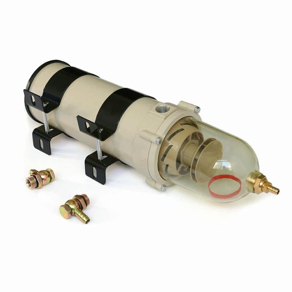 hight resolution of details about none genuine racor type 1000fg diesel fuel filter water separator