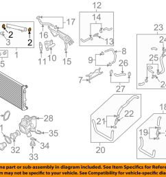 details about audi oem 04 06 tt quattro 3 2l v6 cooling water pipe seal n10139201 [ 1000 x 798 Pixel ]