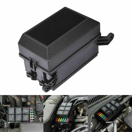 small resolution of universal 6 way blade fuse box boat bus car 12v automotive holder universal fuse box with relay universal fuse box
