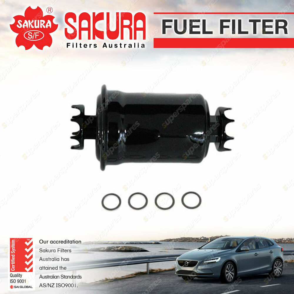 medium resolution of details about sakura fuel filter for toyota cressida mx62 supra ma61 petrol 6cyl 2 8l